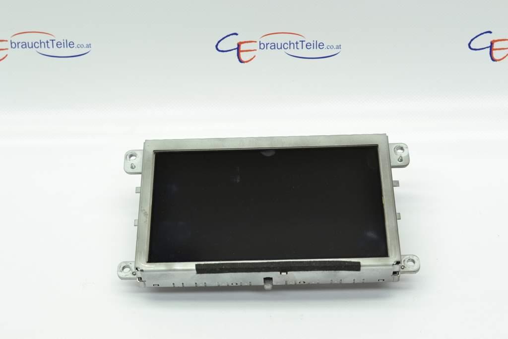 Audi A4 8K B8 07-12 Screen TFT display display unit for MMI high