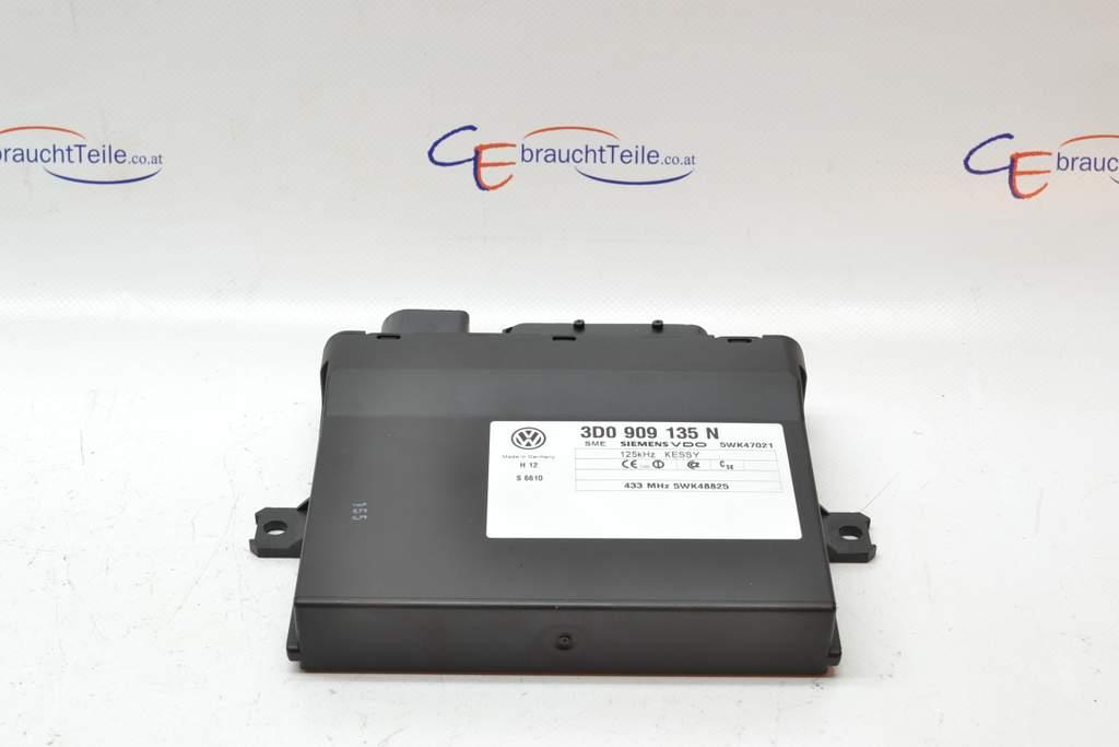 Porsche Cayenne 955 02-10 ECU computer immobilizer ZV alarm system