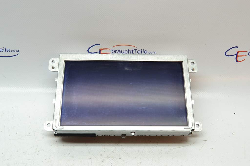 Audi A6 C6 4F 04-11 Screen display unit TFT screen MMI high