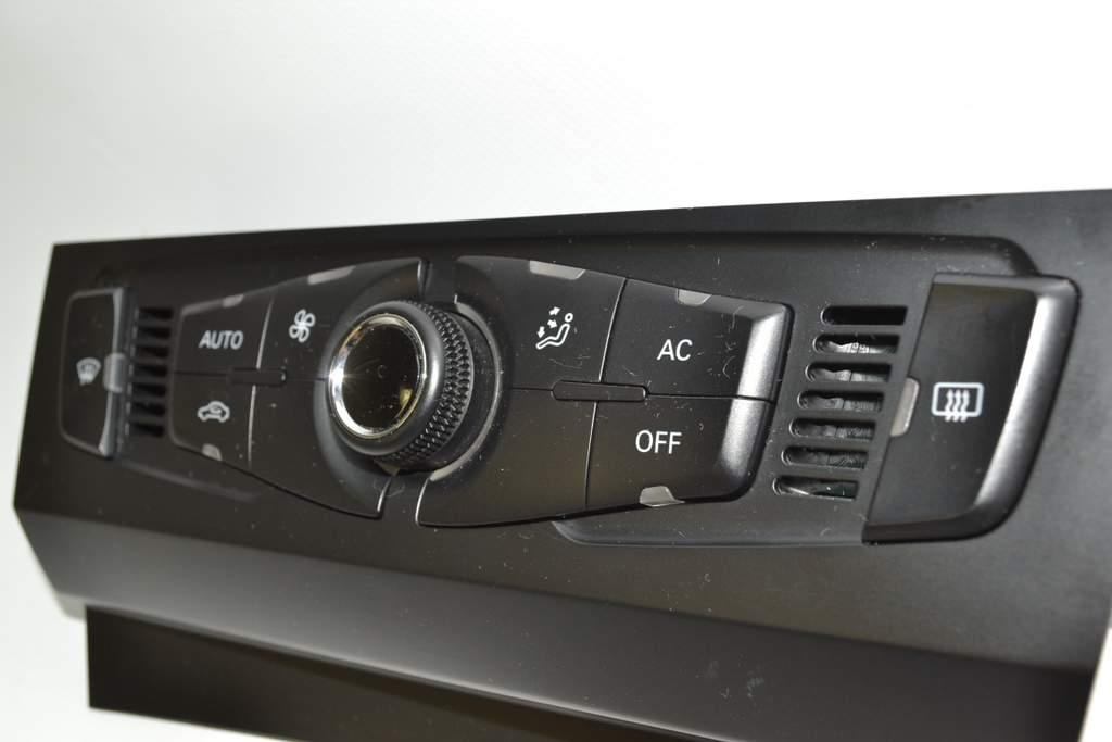 vw audi seat autoersatzteile gratis versand 20 rabatt audi a4 8k b8 07 12 klimabedienteil. Black Bedroom Furniture Sets. Home Design Ideas