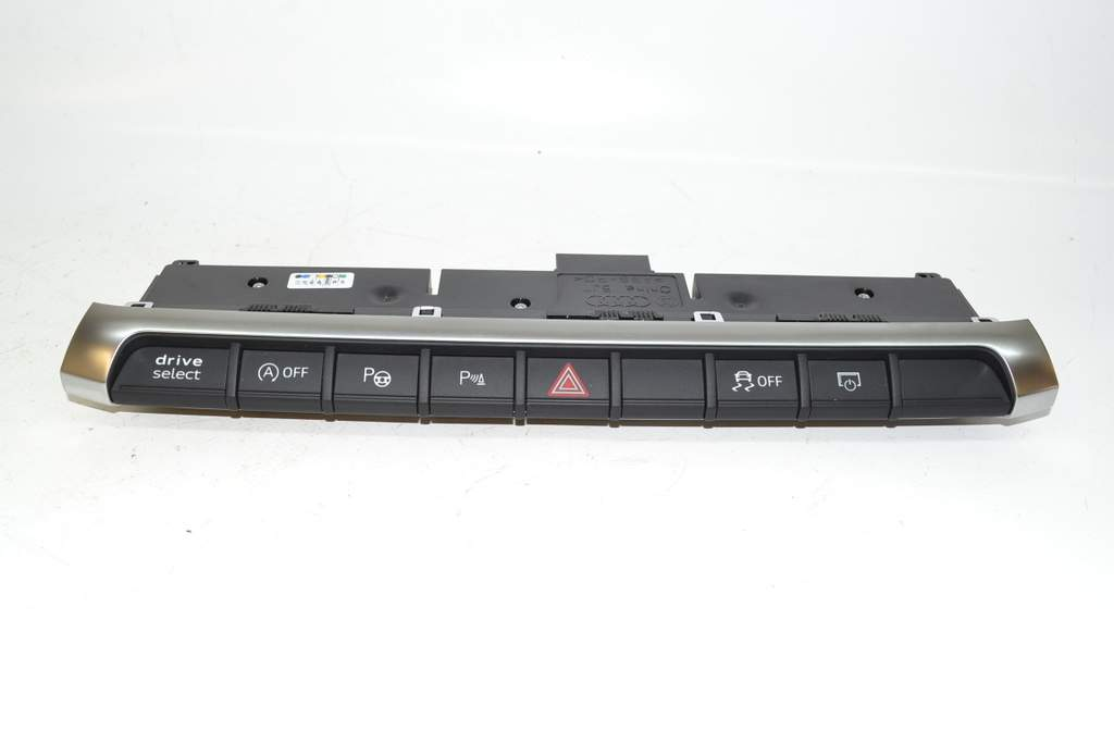 Audi A3 8V 12-15 Switch multiple switch hazard warning lights ESP Park  steering PDC Drive