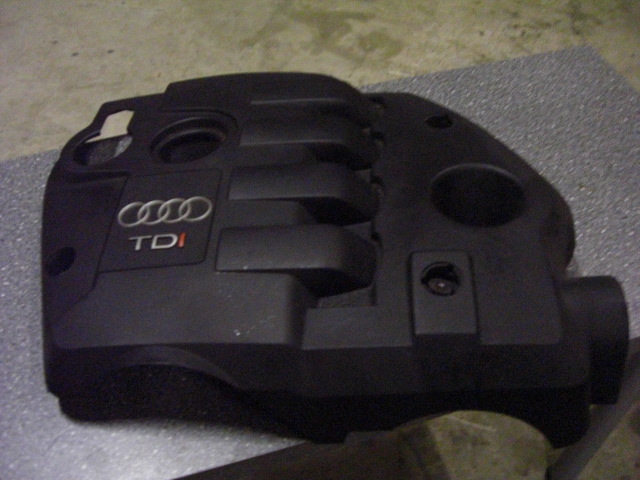 Audi A4 B6 8E 00-04 engine cover 1 9 TDI