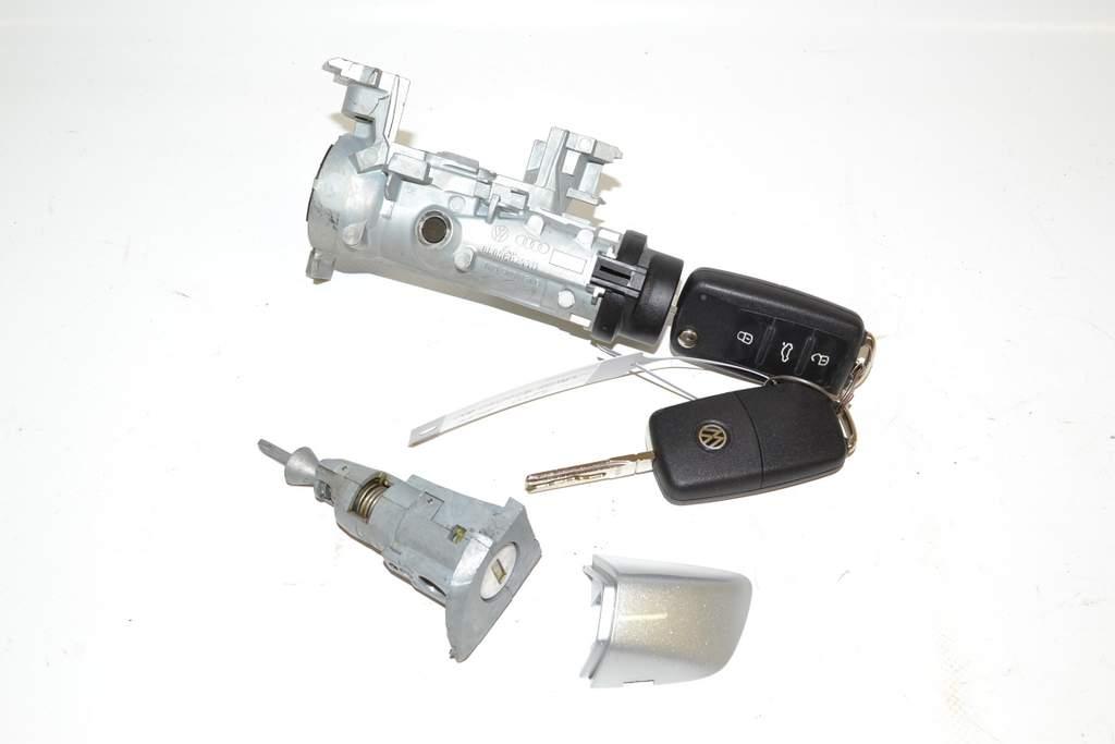 Zündschloss Schließzylinder mit Schlüssel für VW LT 28-35 1 I LT 40-55 1 I