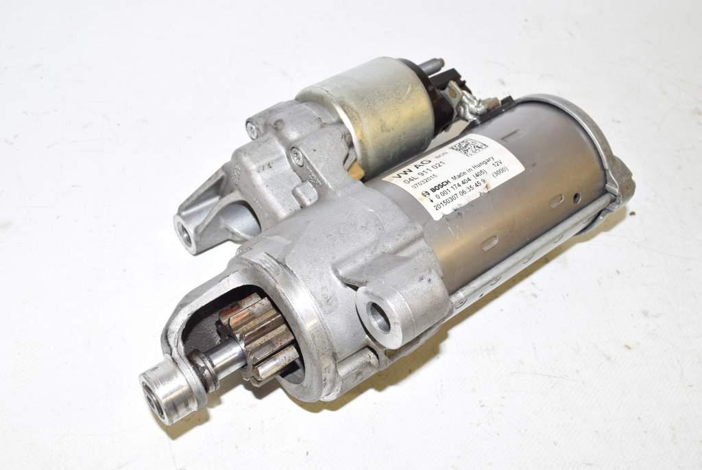 Audi A4 8K B8 12-15 Starter motor Automatic transmission Diesel Bosch  Original