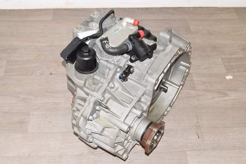 Skoda Superb 3T 14- Transmission automatic transmission ...