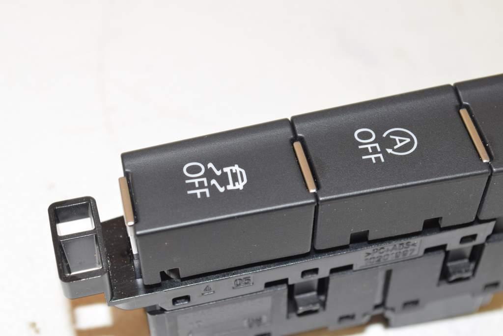 vw golf 7 au fl 17 schalter esp mode eco start stopp. Black Bedroom Furniture Sets. Home Design Ideas