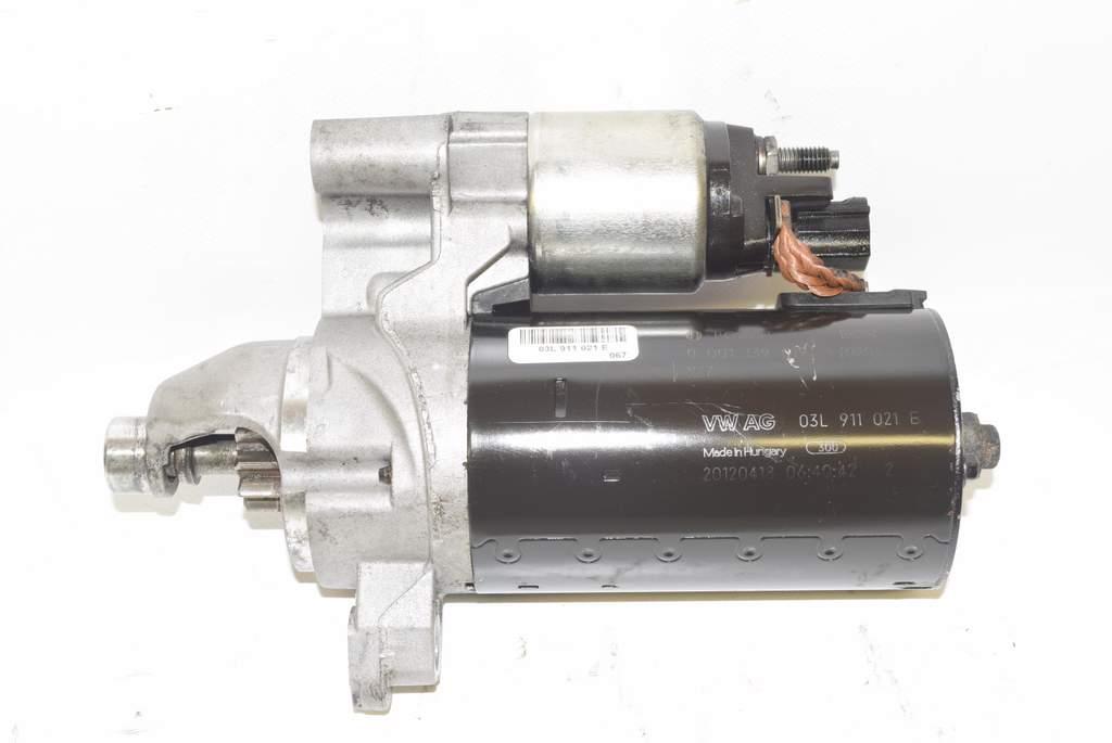 Audi A6 4G 10-15 Starter starter automatic transmission Bosch