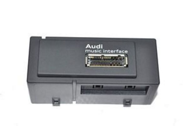 Audi A3 8V 12-15 Plug AUX IN MMI external audio sources Music Interface