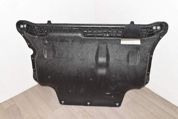 VW Passat 3G B8 14- Under-Ride protection motor cover middle Black alltrack