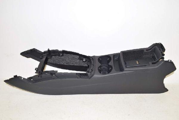 Audi Q5 8R 13- Center console trim cover black radio preparation
