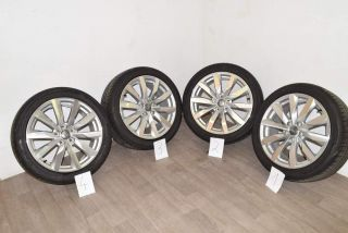 Audi A4 8W B9 16- Rims alloy rims 8Jx18H2 ET40 tires hankook 245/40R18 Top