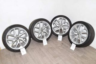 "Seat Leon 5F 14- Rims alloy rims Complete Wheels 7, 5J 18  ""ET51 225/40 5mm Summer"