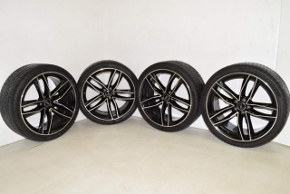 Audi RS6 4G C7 13-18 Wheels alloy ripening 285/30 R21 100W 9.5Jx21 ET25